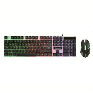 Pro-Gaming-Wired-Keyboard-Mouse-Combo-Colorful-LED-Backlit-Computer-PC-Light-Up