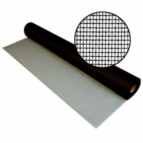 36 x 96 Window Screen Material Black Door Screen Standard Insect Screen 18x16