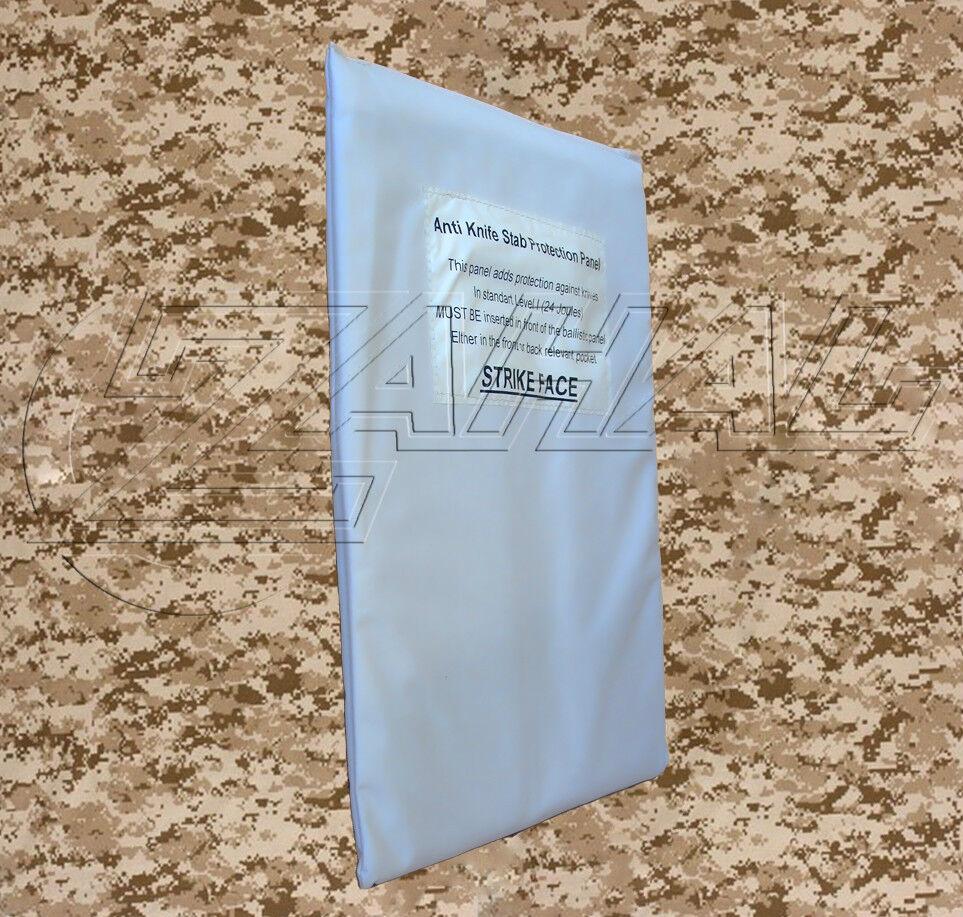 Anti Knife Stab   Slash Antistab Plate Safety Panel for Bulletproof Proof Vest