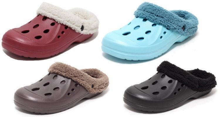 Femmes Hommes Warmfutter Sabots Pantoufles Jardin Chaussures Amener Du Chaussures Doublure Utilisation Durable