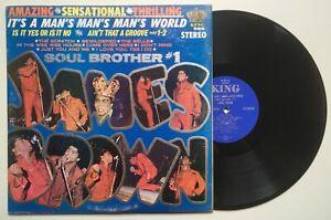 LP   JAMES BROWN    IT'S MAN'S MAN'S WORLD      USA  1966