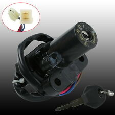 Ignition Switch Lock Key For Yamaha YZF R6S 2006-2009 FJR1300 2001-2010  02 03