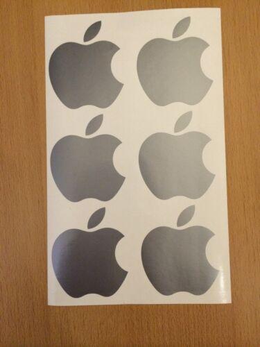 APPLE Aufkleber Set für iPod iPhone 3 4 4S 5 5S 6 6S Air Mac Book TV NEU