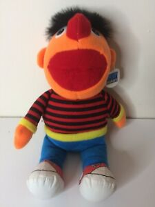 Sesame Street Peluche Giocattolo morbido Ernie creatori Scarborough Muppets Play feticista Teddy