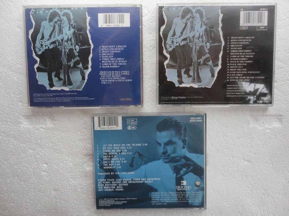 AEROSMITH: Steven Tyler, rock
