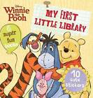 Disney Little Library - Winnie the Pooh the Movie by Parragon Book Service Ltd (Board book, 2011)
