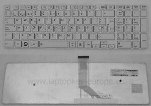 Espanol-Teclado-Toshiba-C50-C50D-C55-C55D-C55-A-TO86-SP