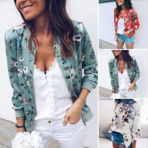 Women-Coat-Fashion-Ladies-Retro-Floral-Zipper-Up-Bomber-Jacket-Casual-Coat-Autum