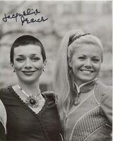 Jacqueline Pearce signed photo - Blakes 7 - B682
