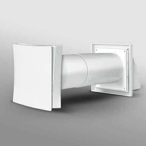 Blauberg Condensation Damp Control Passive Wall Intake Vent Grille Kit