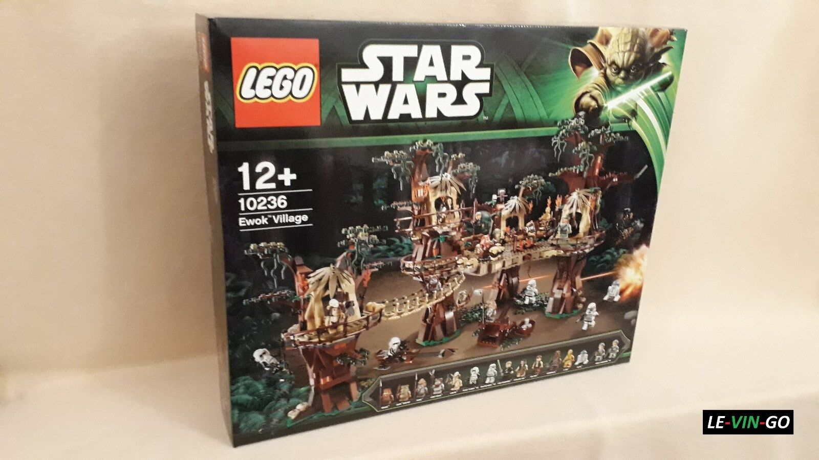 LEGO® Star Wars 10236 Ewok Village™ NEU