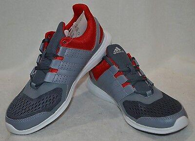 Adidas Hyperfast 2.0 K Scarlet/Silver/Onix Boy's Running Shoes - Size 6 NWB | eBay