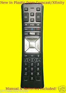 new xfinity comcast voice remote control xr11 backlight x1 with rh ebay com Comcast Motorola Cable Box Comcast Cable Box