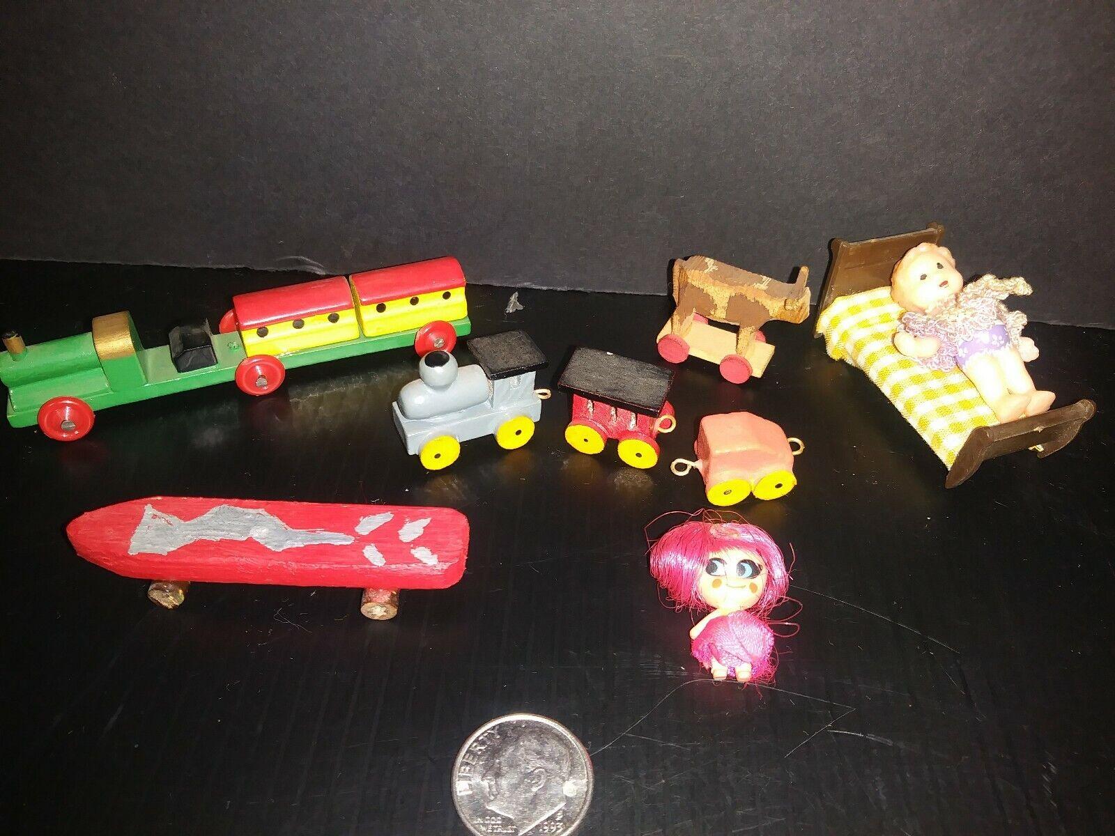 bambolahouse Miniatures  giocattoli Goula i treni Furniture bambolas East Geruomoy Lundby Lot  outlet online