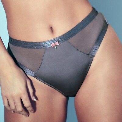 Pour Moi Viva Luxe Brief High Leg Lingerie 15003 New Womens Knickers