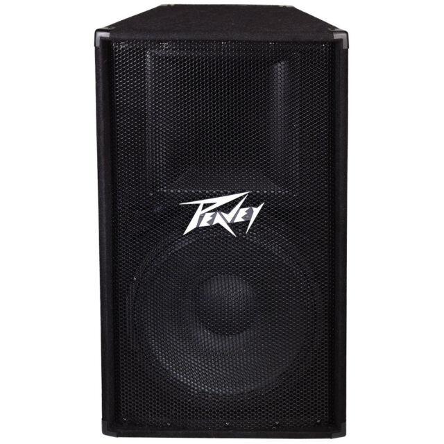 "Peavey PV115 15"" Woofer Passive Live PA DJ 800-W Peak Speaker Cabinet Monitor"