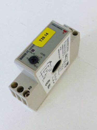 used Carlo Gavazzi DIA53S DIA53S72420A AC-Current-Relay