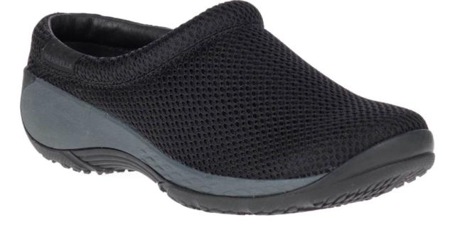 Merrell Encore Q2 Breeze Black Shoe Clog Slip-On Women's sizes 5-11 NEW!!!