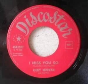 RICKY-MORVAN-amp-The-FENS-Sweet-talk-me-baby-LISTEN-RARE-7-034-1964-r-amp-r-BELGIUM