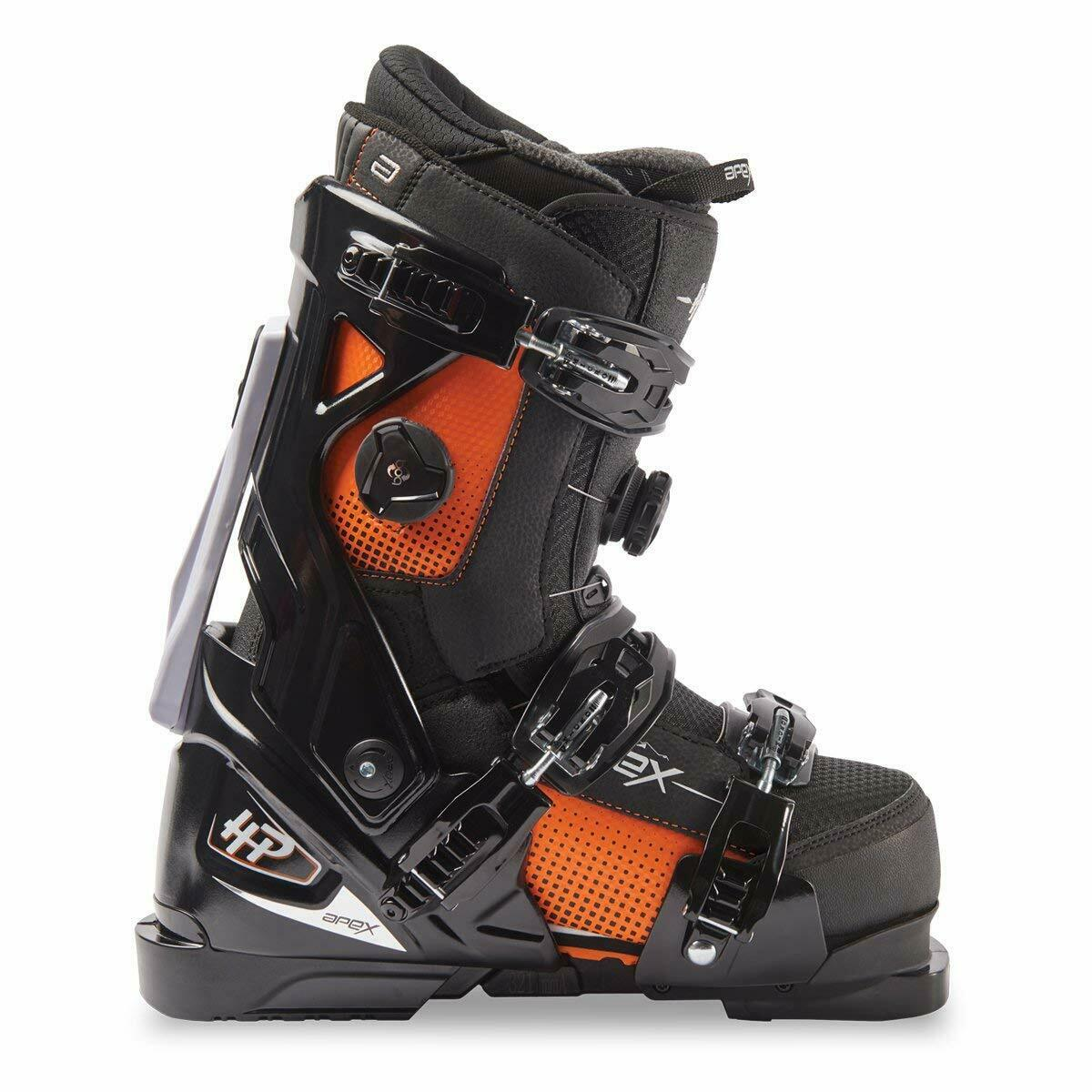 Apex HP All-Mountain Mens Ski Boots - Worlds Most Comfortable Ski Boots