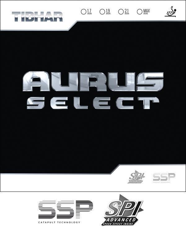 Tibhar Aurus Aurus Aurus Select 1,7 1,9 2,1 Max mm af11c3