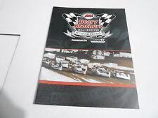 #MISC-2913 vintage car racing program - 2011 DEERY BROTHERS 25th ANNIVERSARY