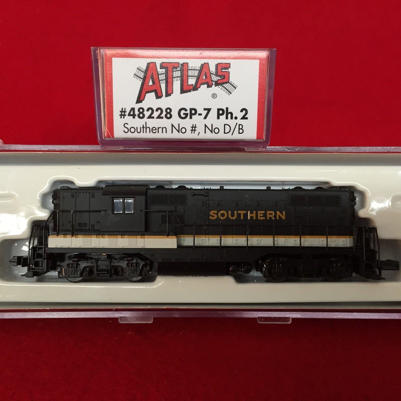48228 sistema sistema sistema Atlas n escala GP - 7 Sur motor NIB 218