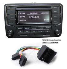 VW Autoradio RCN210 +Kabel Bluetooth CD USB AUX SD GOLF TOURAN JETTA POLO TIGUAN