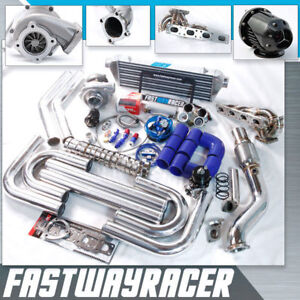 For-318I-318IS-318IC-318TI-E36-L4-M42B18-B44B19-M42-M40-M44-T3-T04E-Turbo-Kit