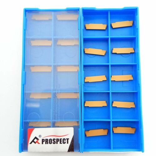 M P3035 grooving cut-off inserts carbide inserts turning inserts 10PCS MGMN200
