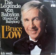 """7"""" 1978 CV BONEY M. IN MINT- ! BRUCE LOW : Die Legende von Babylon"""
