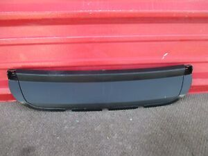 honda pilot rear bumper tow hitch cover oem 2016 ebay. Black Bedroom Furniture Sets. Home Design Ideas