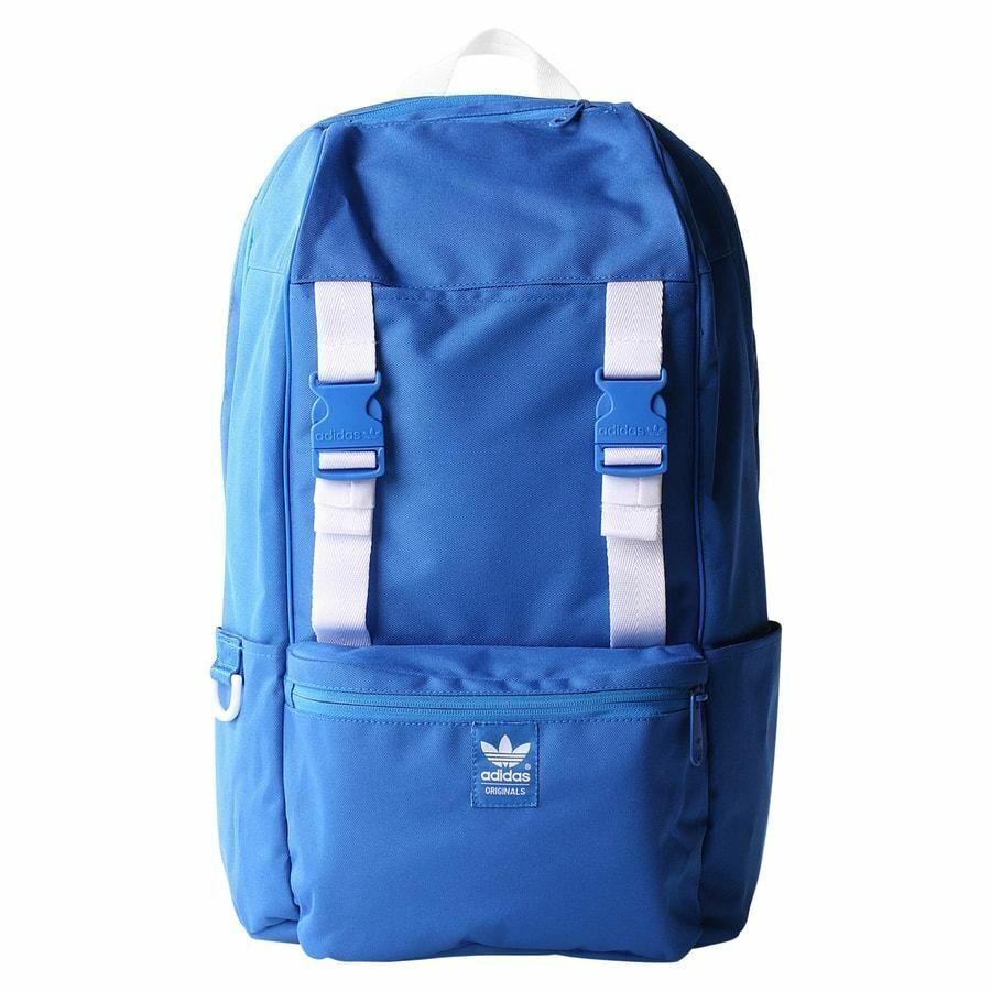 adidas ORIGINALS CAMPUS BACKPACK RUCKSACK BAG BLUEBIRD SCHOOL COLLEGE NEW BNWT
