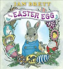 The Easter Egg by Jan Brett (2010, Hardcover)