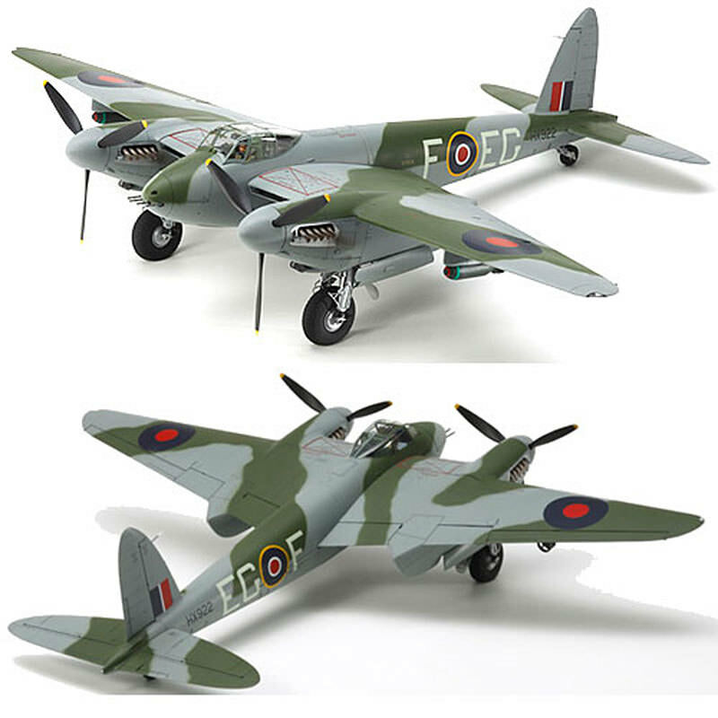 TAMIYA 60326 De Havilland Mosquito FB Mk.VI 1 32 Aircraft Model Kit