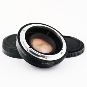 0-72x-Focal-Reducer-Speed-Booster-Canon-FD-lens-to-Fujifilm-X-Adapter-FX-FUJI