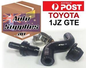 Toyota-Positive-Crank-case-Ventilation-PCV-Grommet-amp-Silicone-Hose-1JZ-GTE-Set