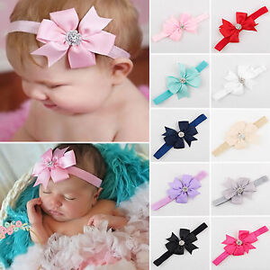 Toddler-Baby-Elastic-Baby-Headdress-Kids-Hair-Band-Girls-Bow-Headband-Head-Wrap