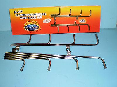 1932 1934 1936 1938 1939 1940 1946 1948 ford flathead spark plug wire looms  | ebay  ebay