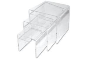 Set-of-Three-3-Clear-Acrylic-Display-Risers
