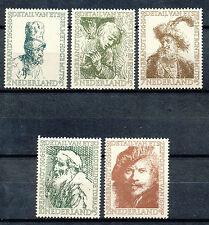 Nederland  671 - 675 postfris