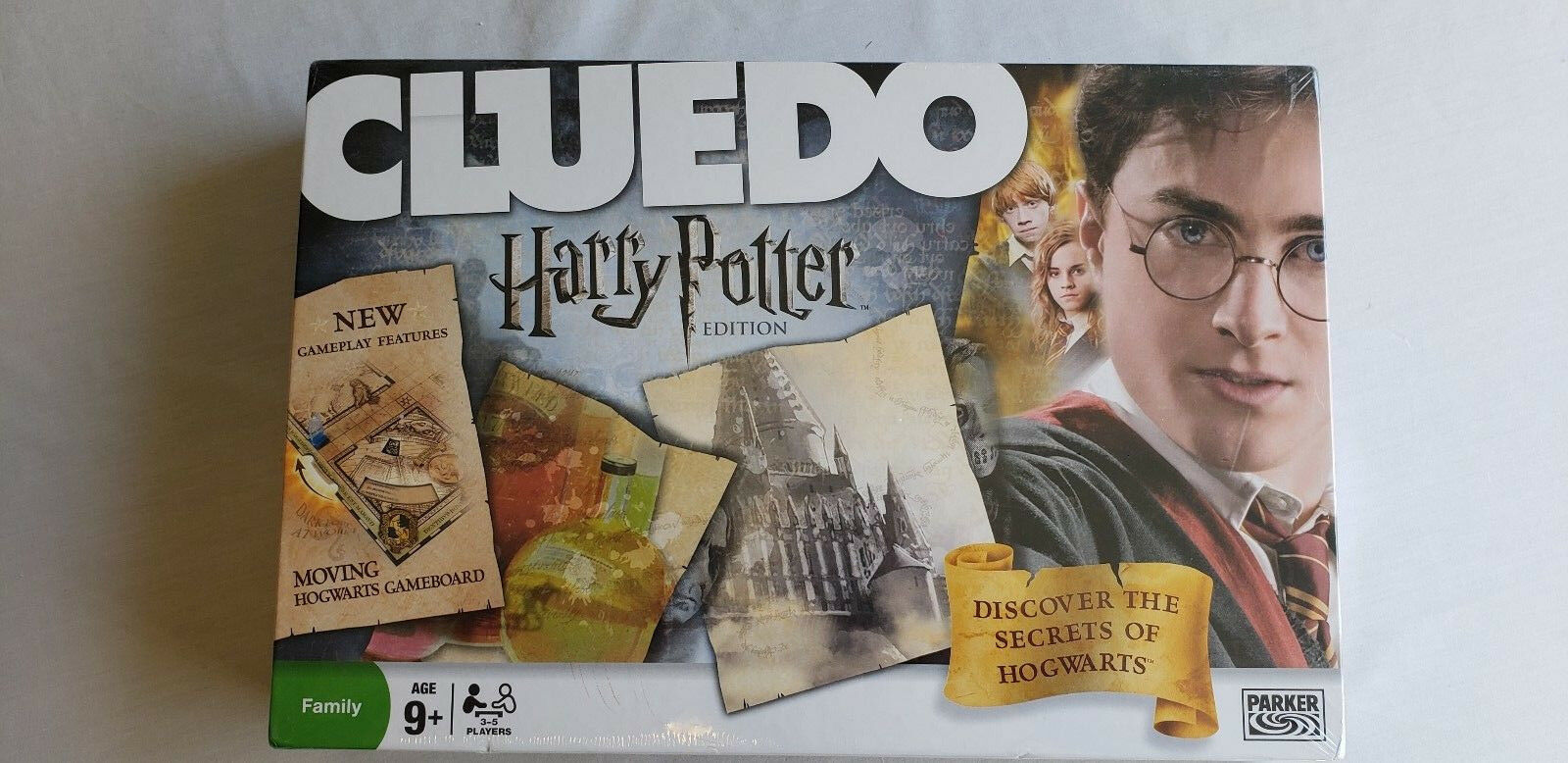Harry Potter 1st edition CLUEDO Import Sealed Brand New