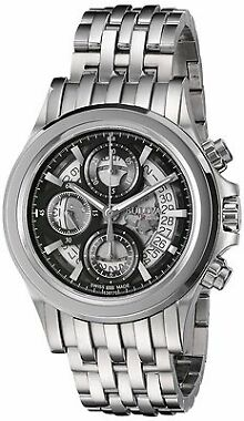 Bulova Accutron Men's 63B170 Accu Swiss Kirkwood Watch