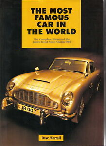 Complete History Of The James Bond Aston Martin Db5 Most Famous Car