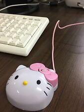 mouse USB Hello Kitty mice kawaii trackball computer