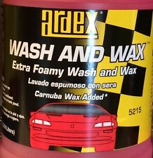 Detailing Supply - Ardex Wash and Wax 32 oz. Do It Yourself Like The Pros!