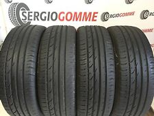 4x 215/55 R18 215 55 18 2155518  99V XL,CONTINENTAL ESTIVE,5,5-5,3mm,DOT.4212/10