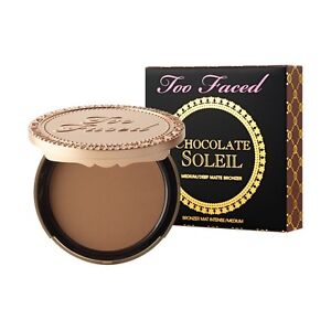 too faced chocolate soleil