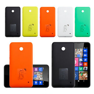 super popular e80df a7f4d Details about For Nokia Lumia 630 635 Battery Back Door Cover Case  Replacement