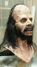 anthropophagus grim reaper mask bust horror prop zombie horror movie monster dwn